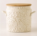 Verdant Bread Bin from Anthropologie
