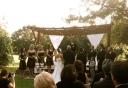 Wedding at Swingin D Ranch