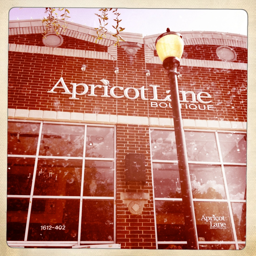 New Fort Worth Opening: Apricot Lane