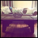 YouKoso Coffee Table $329, World Market