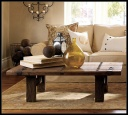Hastings Reclaimed Wood Coffee Table $599, Pottery Barn