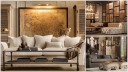 Room Galleries via Restoration Hardware