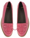 Mindy Leather Loafer Shoes, $53.72, ASOS