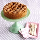 "Jade Cake Stand, $40 for 6"" $65 for 10"", via Shop Sweet Lulu"