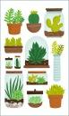 Terrarium Print $25